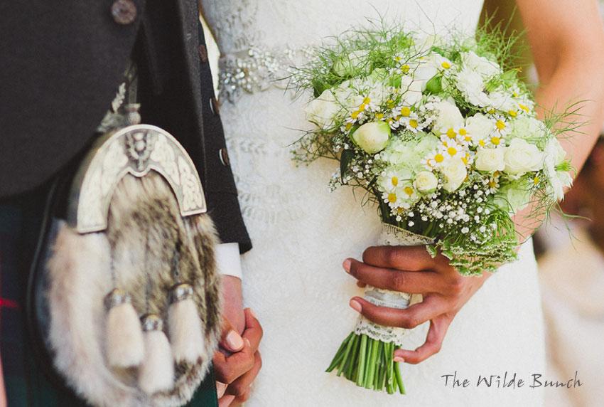 Wiltshire wedding flowers