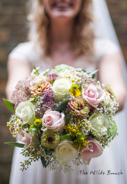 Brides bouquet, Cotswolds