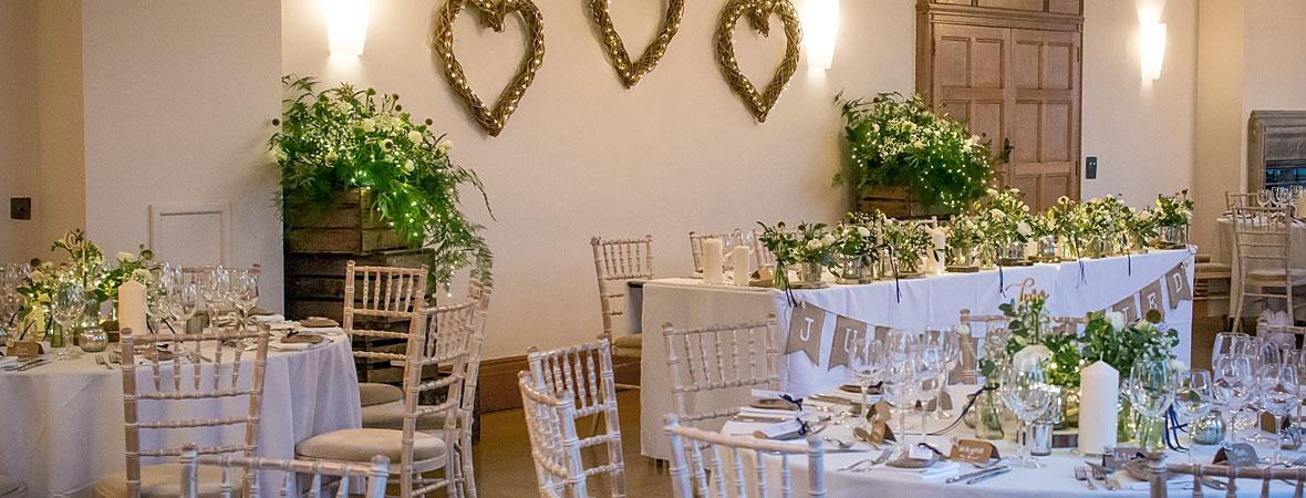 Coombe Lodge wedding venue