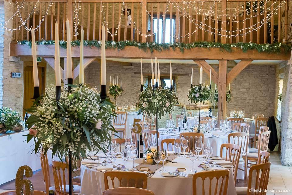 Kingscote barn the wilde bunch wedding florist wedding flowers at kingscote barn junglespirit Gallery