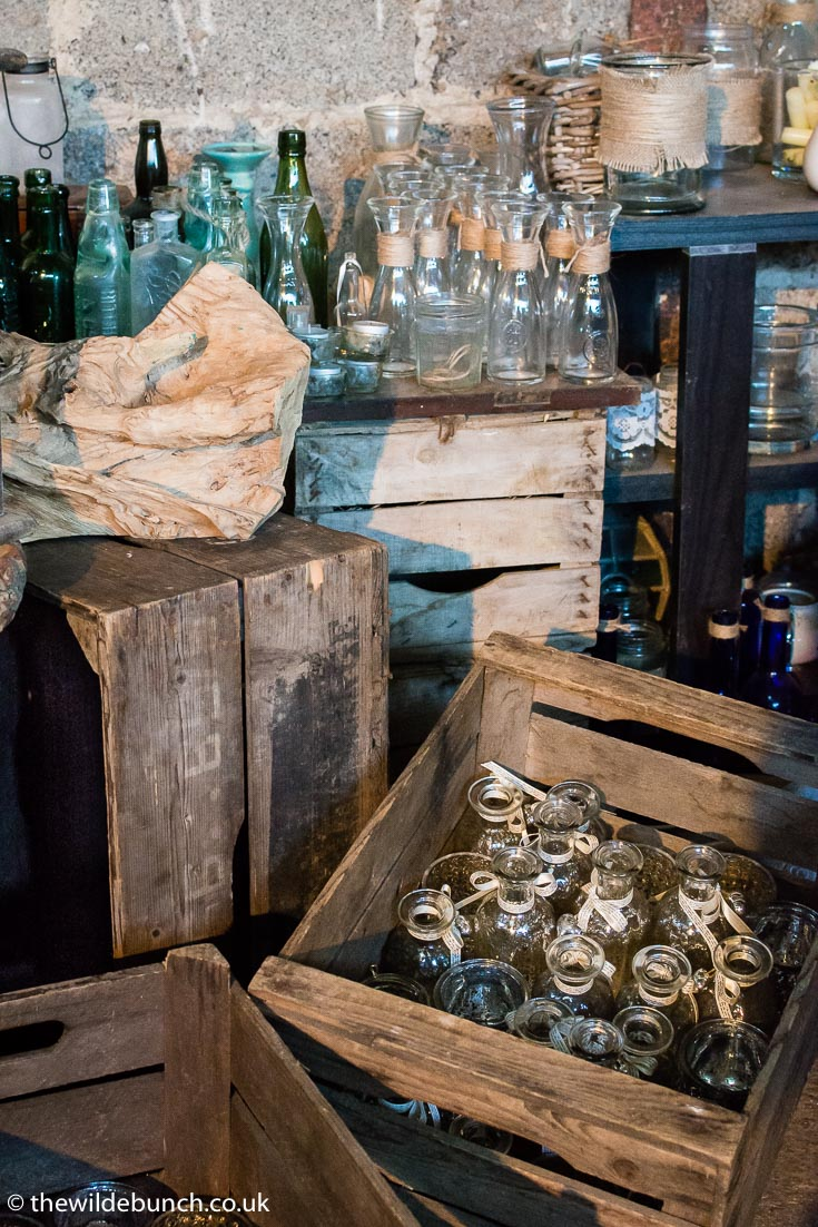 Rustic Props at the barn