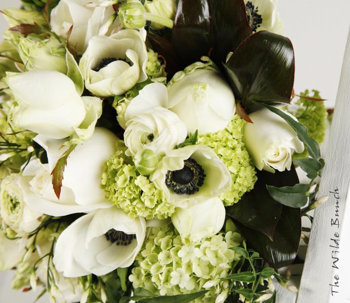 Winter Wedding Flowers Uk: The Wilde Bunch Wedding Florist