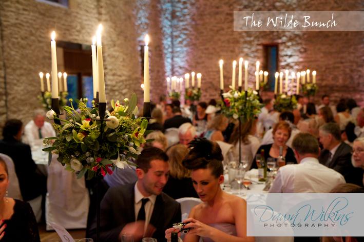 Priston Mill wedding flowers