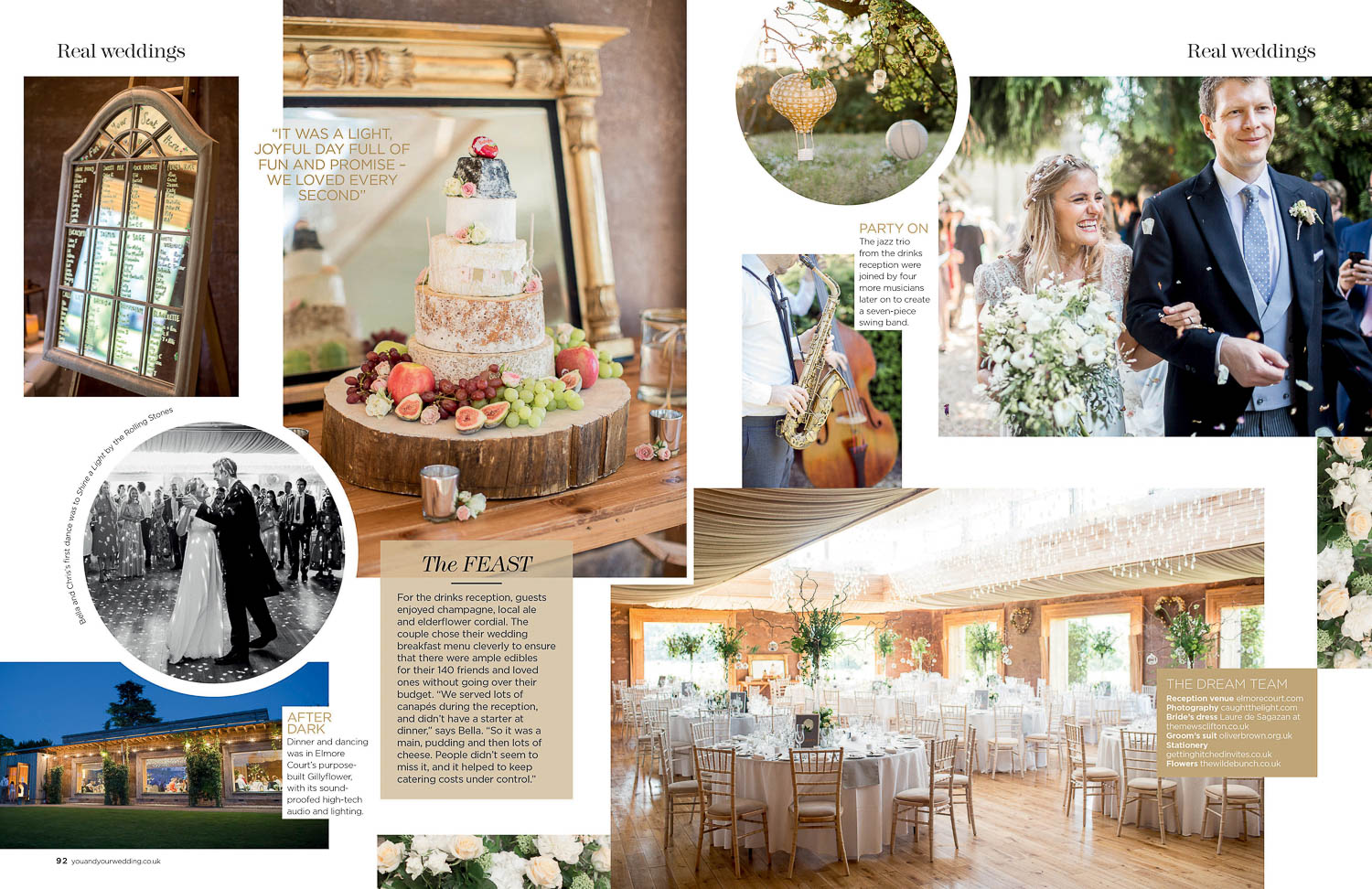 You & Your Wedding' Magazine Feature - Page 2