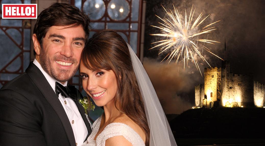 Alex Jones Wedding