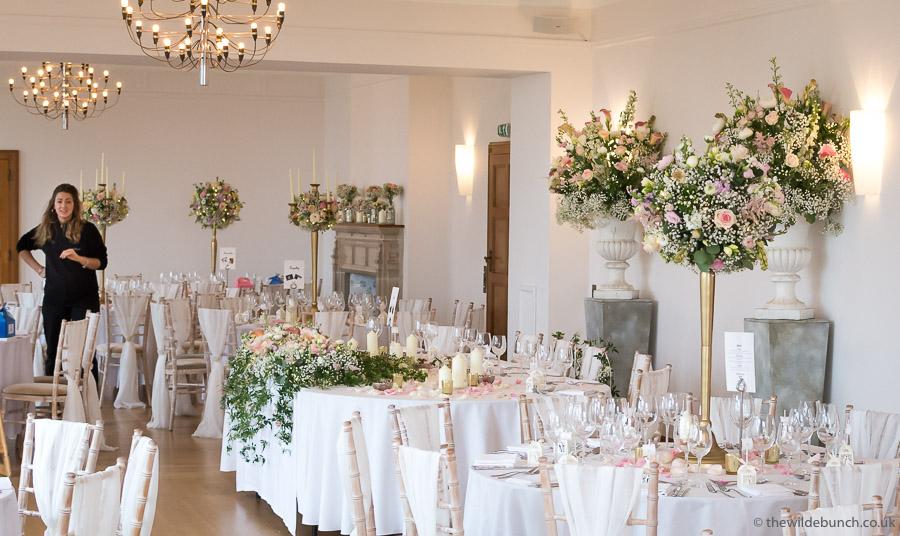 Coombe Lodge Wedding Designs