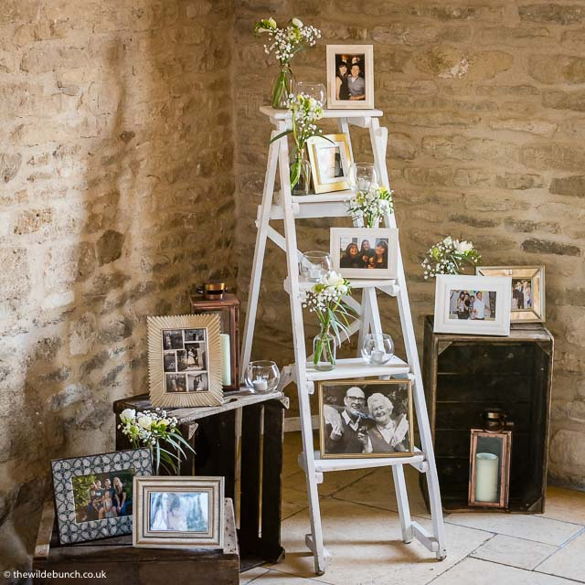 Vintage Barn Wedding Ideas: The Wilde Bunch Wedding Florist